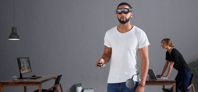 I Magic Leap One arrivano in estate