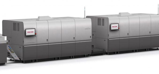 Ricoh presenta la soluzione inkjet modulo continuo Ricoh Pro VC70000