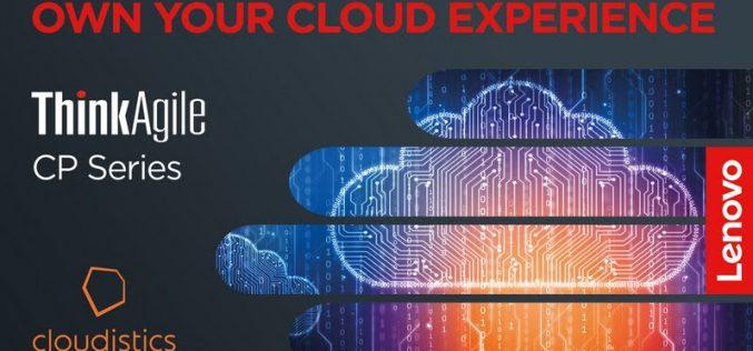 Lenovo lancia la piattaforma cloud componibile ThinkAgile CP Series