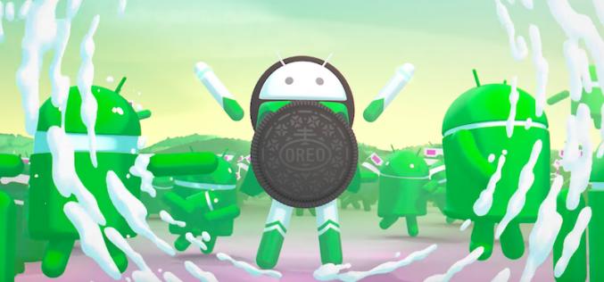 Android Oreo passa il 10% di adozione a livello globale