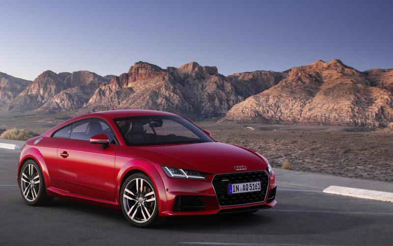 Nuove Audi TT e TTS: restyling per due icone di design