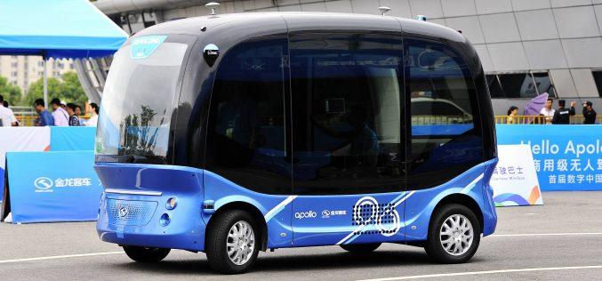 Anche Baidu sulla strada del bus senziente