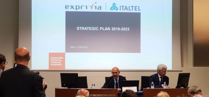 Exprivia Italtel presenta il piano industriale 2018-2023