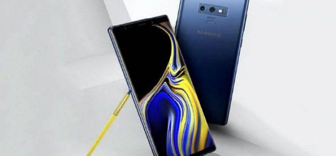 Samsung pubblica due teaser sul Note9