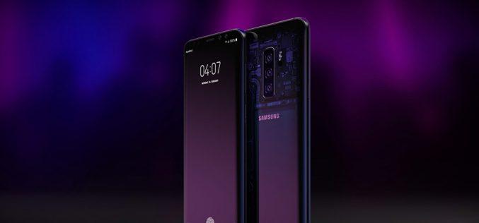 Il Galaxy S10 avrà un lettore ultrasonico