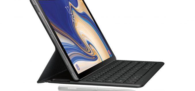 Il Galaxy Tab S4 compare in un video