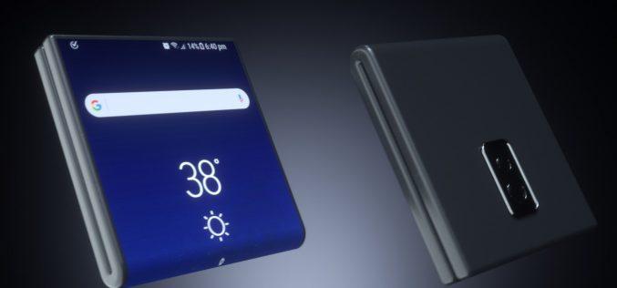 Galaxy X: nuovi spunti sullo smartphone pieghevole