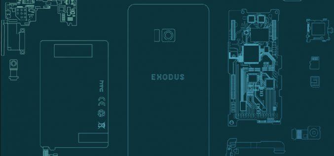 HTC perde quota nel settore smartphone ma lancerà lo stesso Exodus