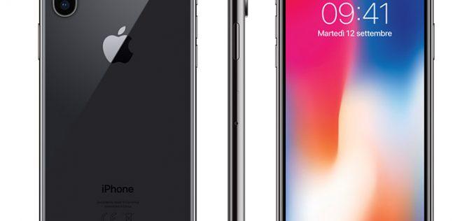 Sorpresa iPhone X Plus: avrà tre fotocamere