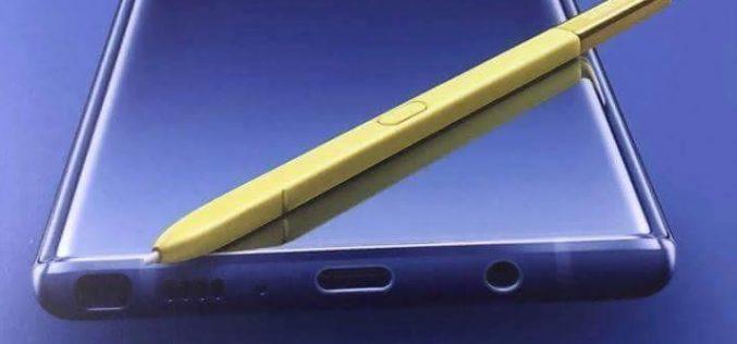Galaxy Note9: abbiamo il prezzo