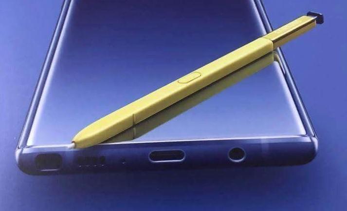 Il prossimo Galaxy Note10? Con una fotocamera nel pennino