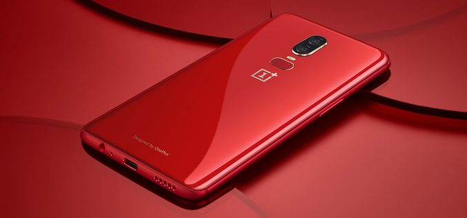 OnePlus 6 Red arriva in Italia