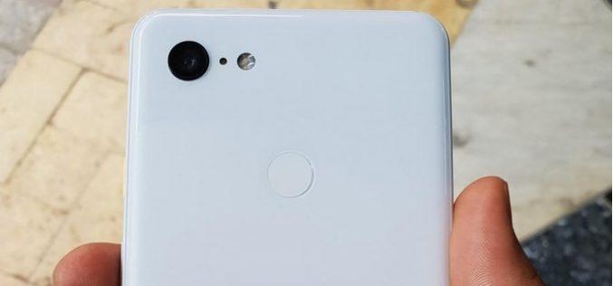 Il Google Pixel 3 XL si rivela in nuove foto