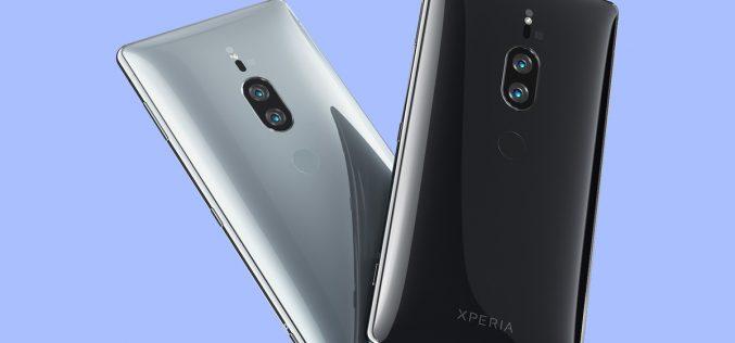 Sony Xperia XZ3 potrebbe avere quattro fotocamere