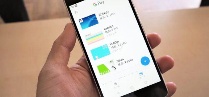 Google Pay debutta ufficialmente in Italia