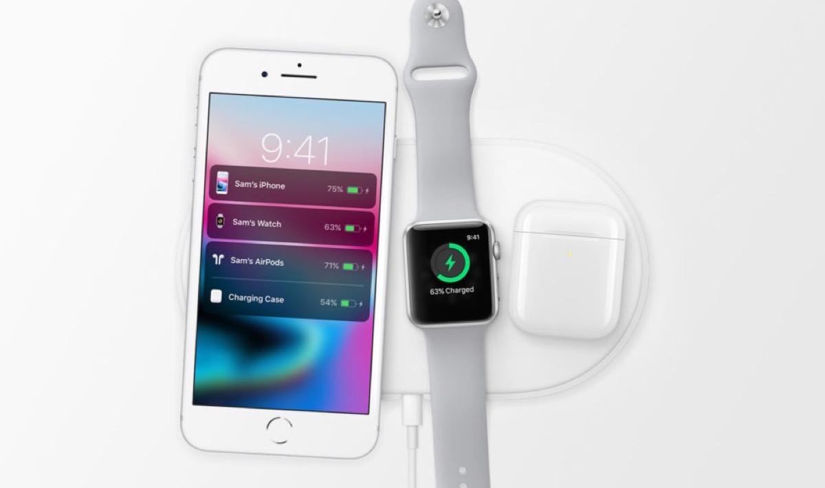 AirPower, il caricatore wireless di Apple torna in corsa