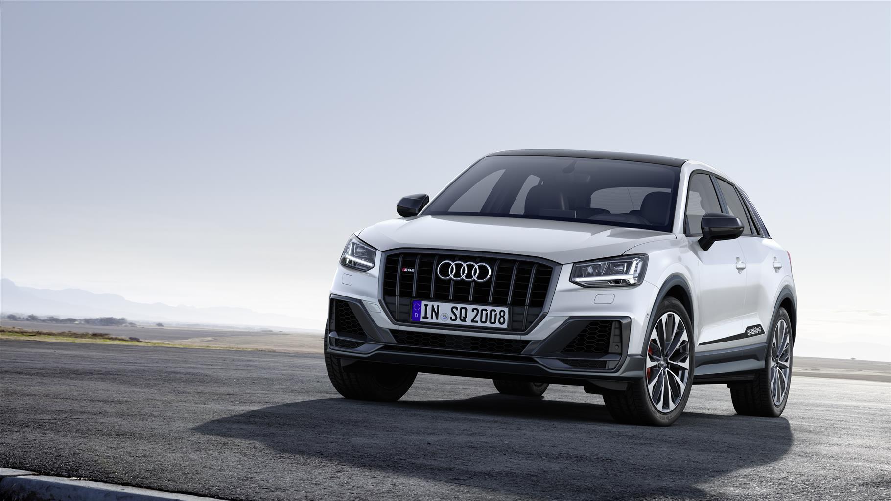 Nuova Audi SQ2: la sportiva #untaggable