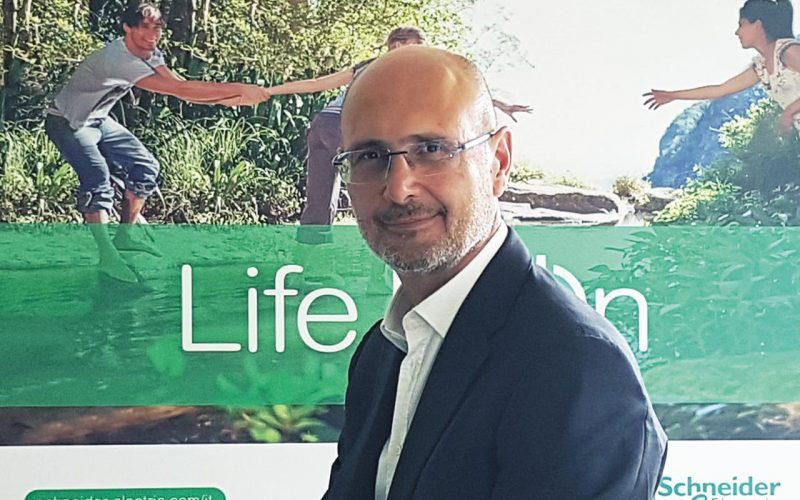 Carlos Loscalzo nominato Vice President della divisione IT di Schneider Electric Italia