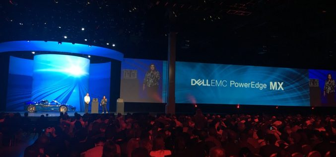 Dell EMC presenta PowerEdge MX