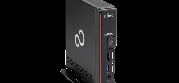 Fujitsu lancia ESPRIMO G558