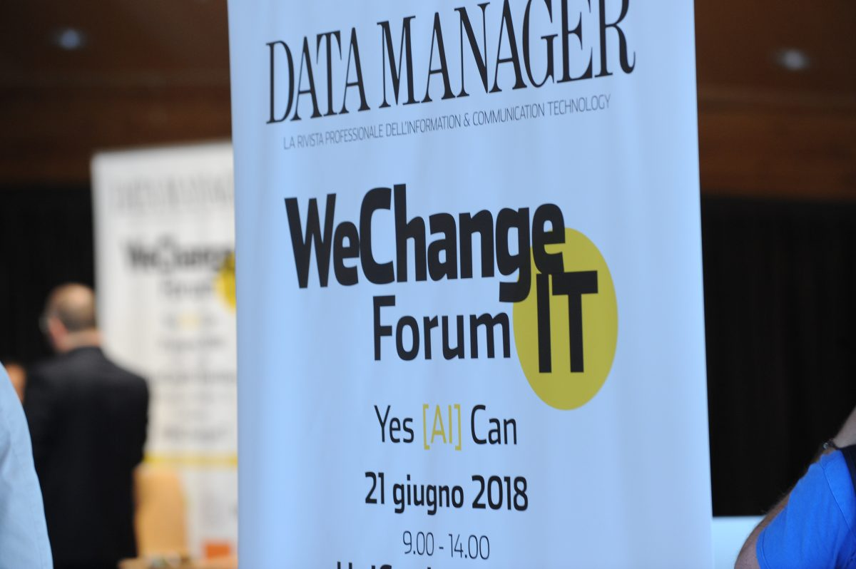 We Change IT Award 2018