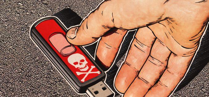 Sicurezza: una infezione su 10 da dispositivi USB è un cryptominer