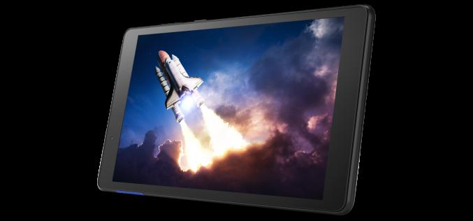 Lenovo presenta la nuova generazione di tablet Android per l'intrattenimento e la condivisione in famiglia