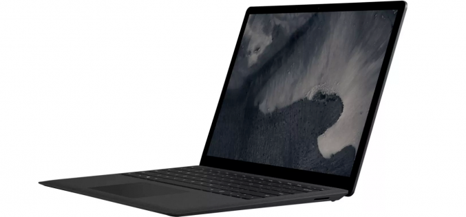 Ecco il nuovo Surface Laptop 2