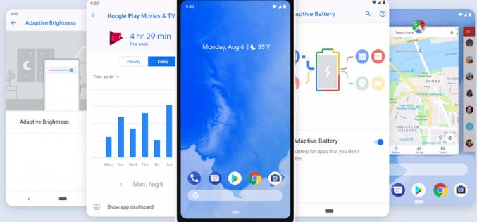 Android Pie: utilità o abuso?