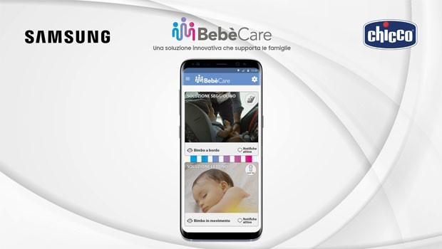 Samsung presenta Bebècare