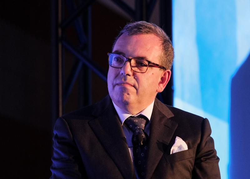 Emilio Misuriello, amministratore delegato di Esri Italia