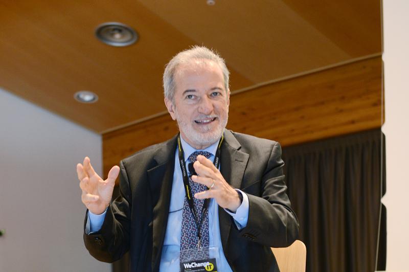 Gianmarco Veruggio - Etica e trasformazioni tecnologiche