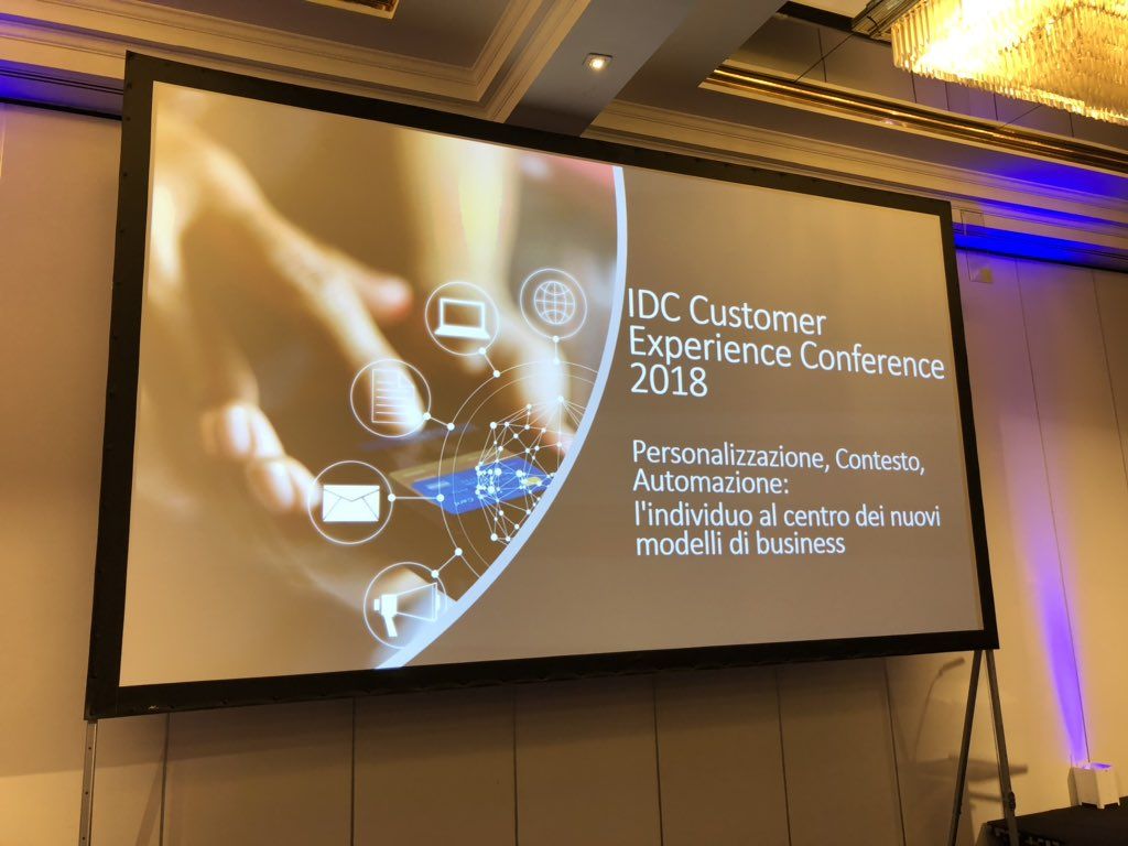 IDC Customer Experience 2018