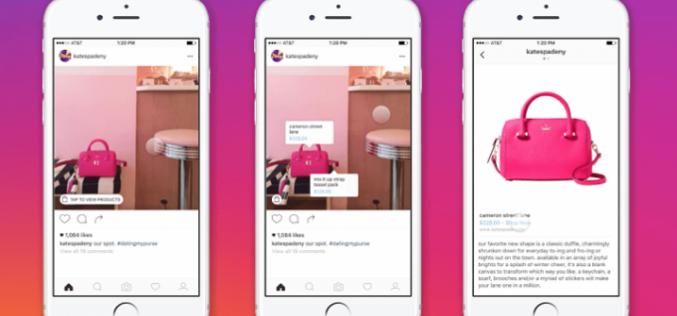 La nuova Instagram? Un'app per fare acquisti