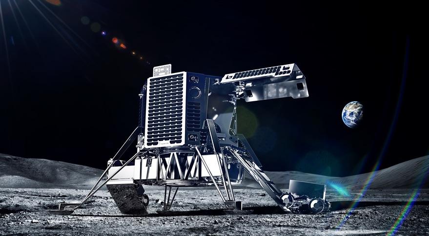 Non solo SpaceX, anche Ispace punta la luna