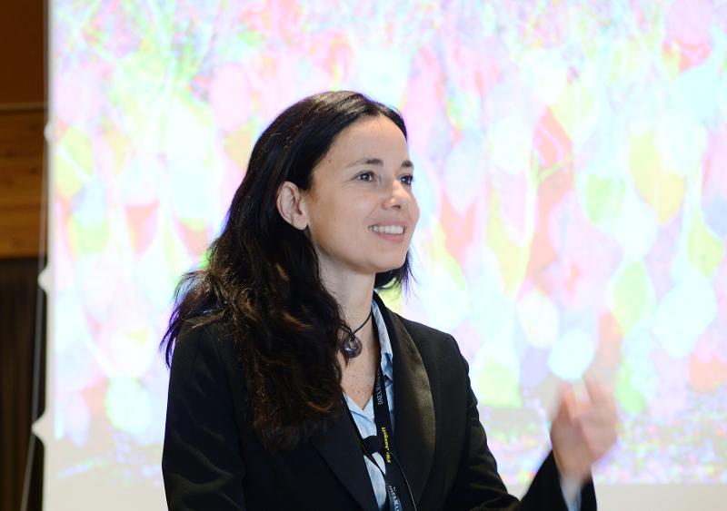 Laura Cancedda, ricercatrice dell'Istituto Italiano di Tecnologia e dell'Istituto Telethon Dulbecco