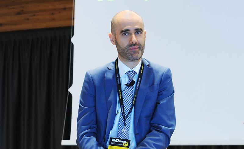 Fabio Rizzotto - Equilibrio tra human e artificial