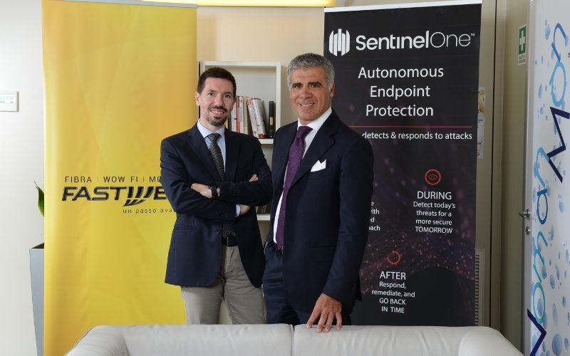 Fastweb e SentinelOne, insieme innovazione e sicurezza