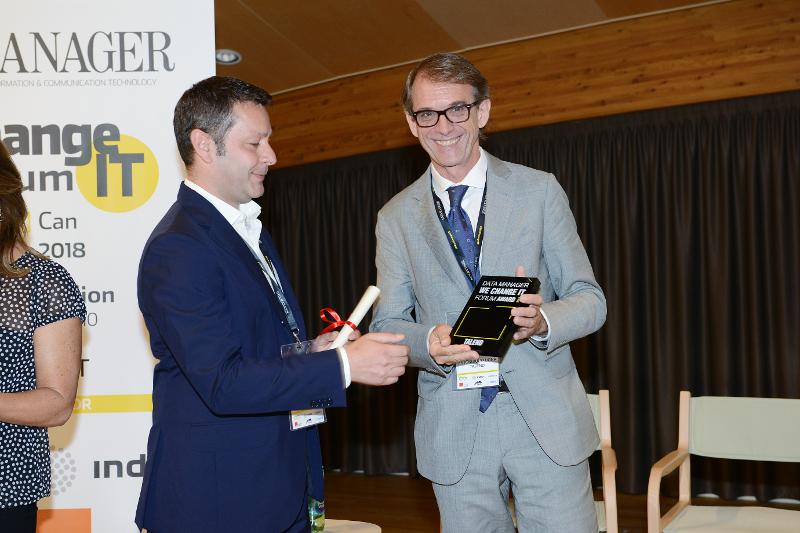 Talend premiata per la visione innovativa della trasformazione digitale orientata al miglioramento dei servizi ai clienti di Aeroporti di Roma