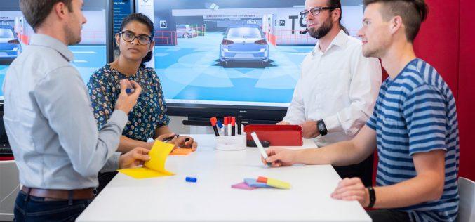 La Volkswagen userà la realtà virtuale per collaudare i nuovi sistemi di assistenza