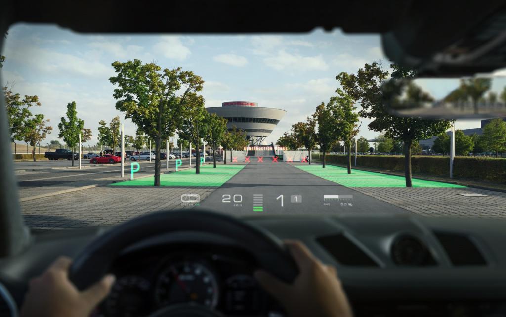 Porsche ha investito 80 milioni di dollari in WayRay