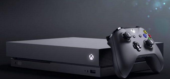 Useremo mouse e tastiera su Xbox One X