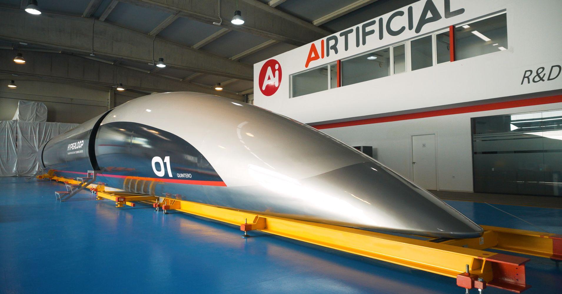 Hyperloop, il treno del futuro di Elon Musk
