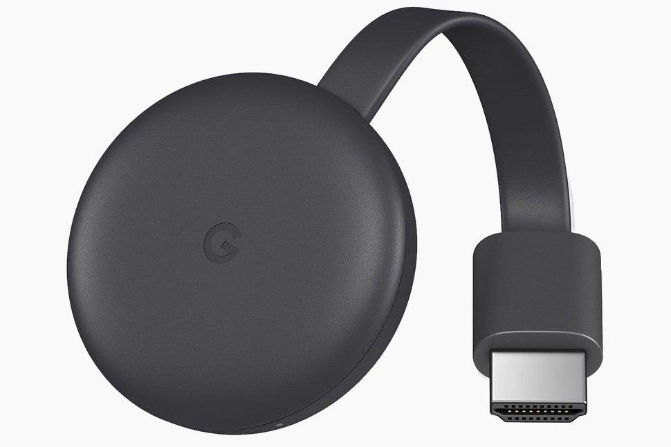 Il nuovo Chromecast Ultra avrà Android TV