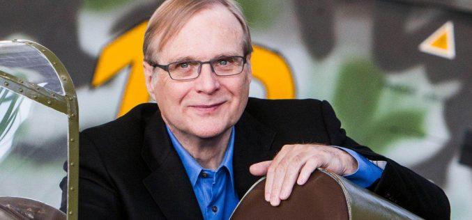 Addio a Paul Allen, co-fondatore di Microsoft