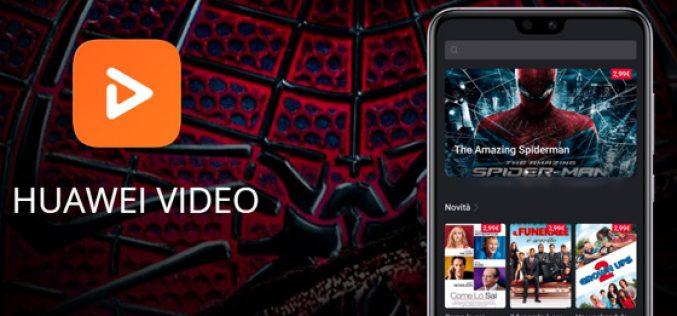 Huawei Video debutta ufficialmente in Italia, Netflix è avvisato