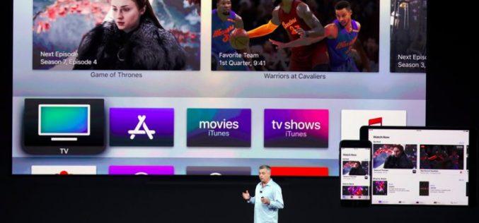Apple pensa di offrire gratis le sue produzioni TV originali