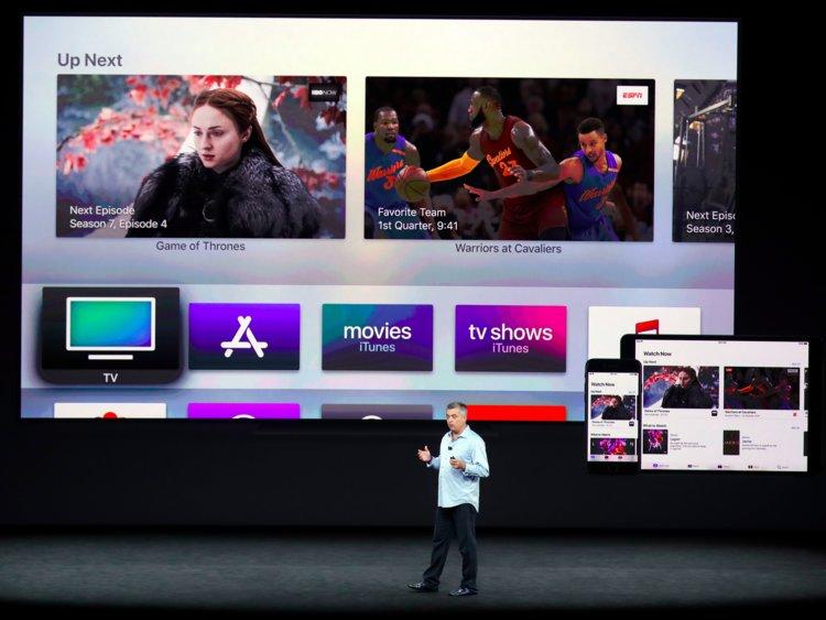 Apple pensa di fornire gratis le sue produzioni televisive originali