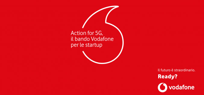 Vodafone: 2,5 mln per Action for 5G, al via il secondo bando