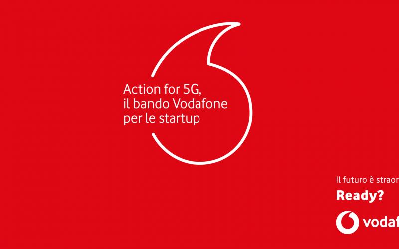 Vodafone: 2,5 mln per Action for 5G, al via il secondo bando